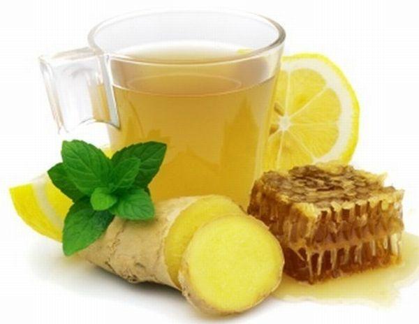 Достоинства и недостатки имбирного чая