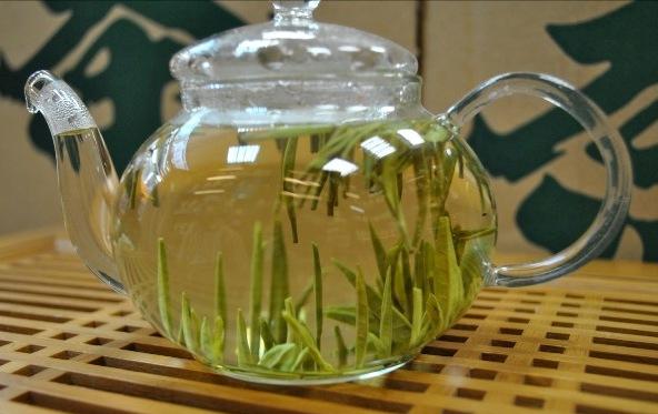 Готовим белый чай