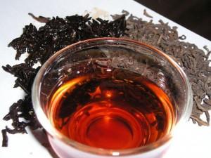 Черный чай способен укрепить здоровье костей