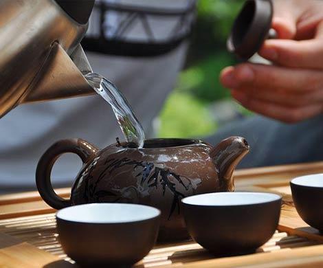 В Британии не умеют готовить чай