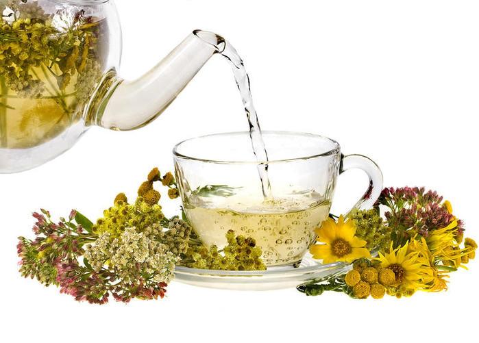 Травяной чай для снижения давления