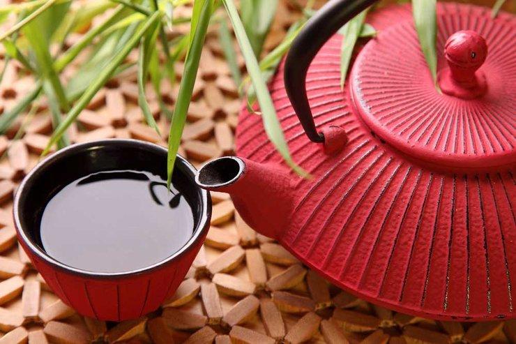 Чайная диета поможет очистить организм