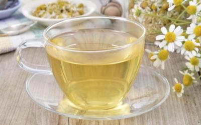 Ромашковый чай поможет защититься от рака щитовидки