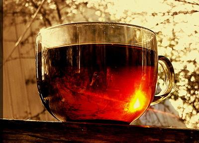 Черный чай полезен только в свежезаваренном состоянии