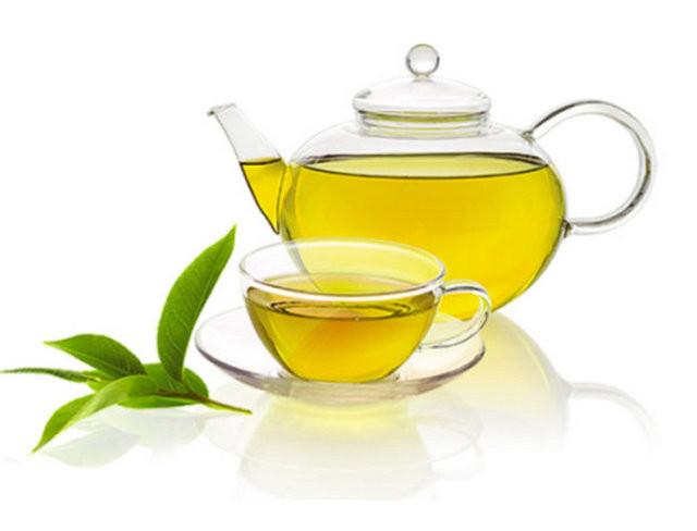 Зеленый чай укрепит здоровье сосудов