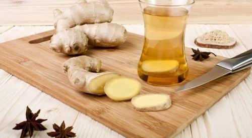 Имбирный чай и особенности его приготовления