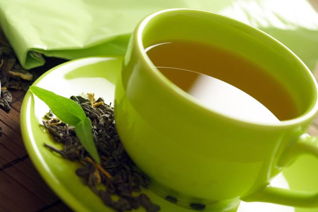 Зеленый чай поможет улучшить здоровье волос
