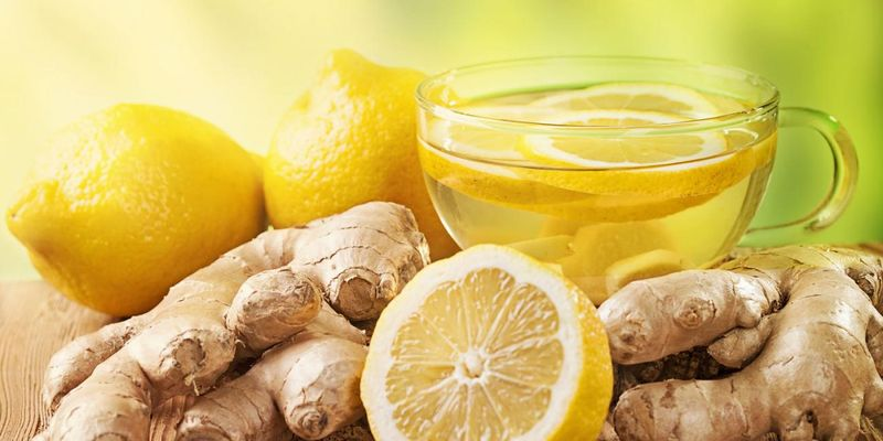 Чай с имбирем поможет снизить вес