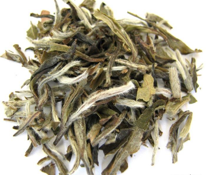 Белый чай набирает популярность