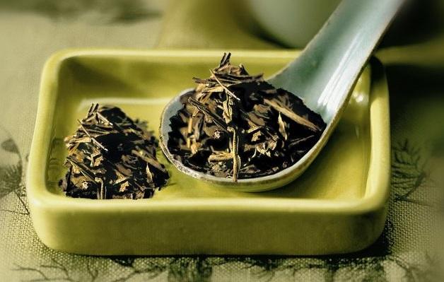 Зеленый чай имеет массу полезных свойств