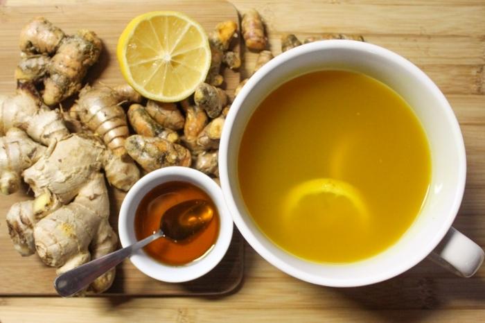 Имбирный чай и его польза для организма