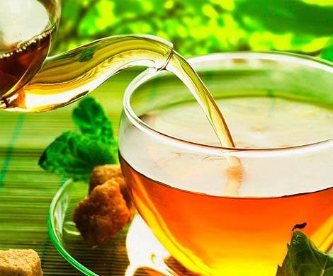 Чай поможет снизить вес