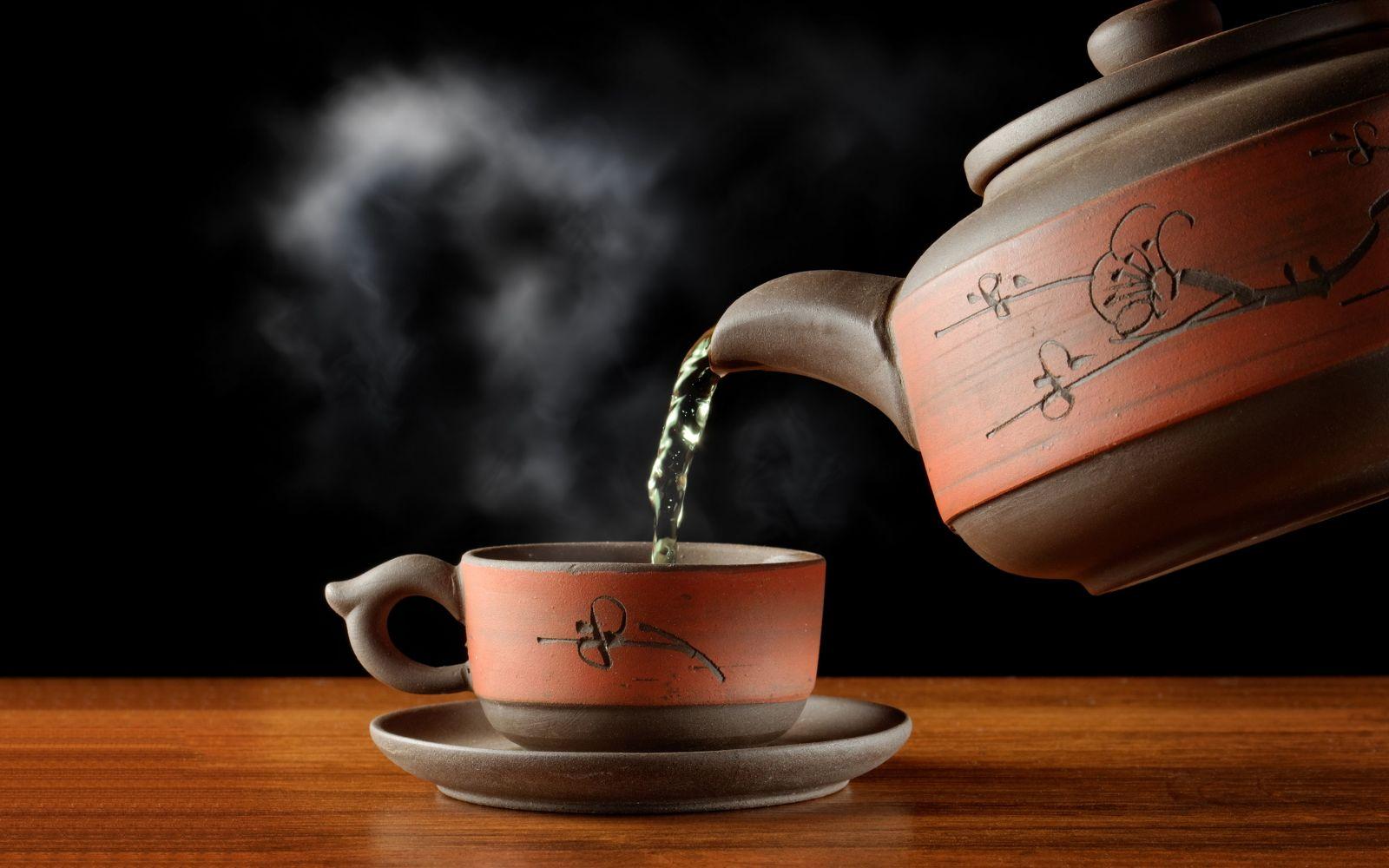 Чай полезен только в горячем виде