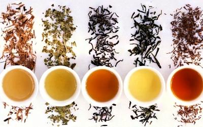 Виды чая которые помогут снизить вес