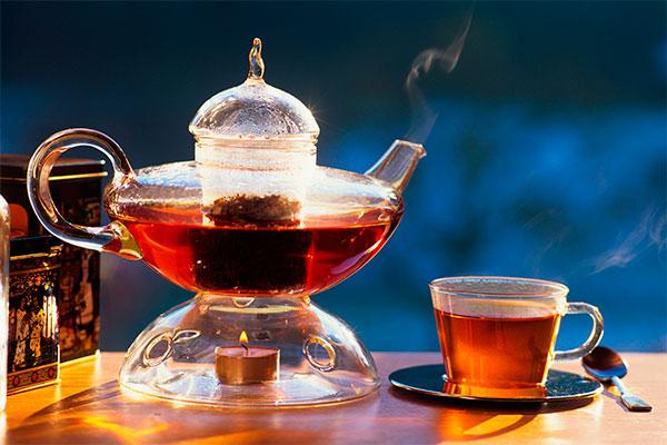 Чай защитит от переломов