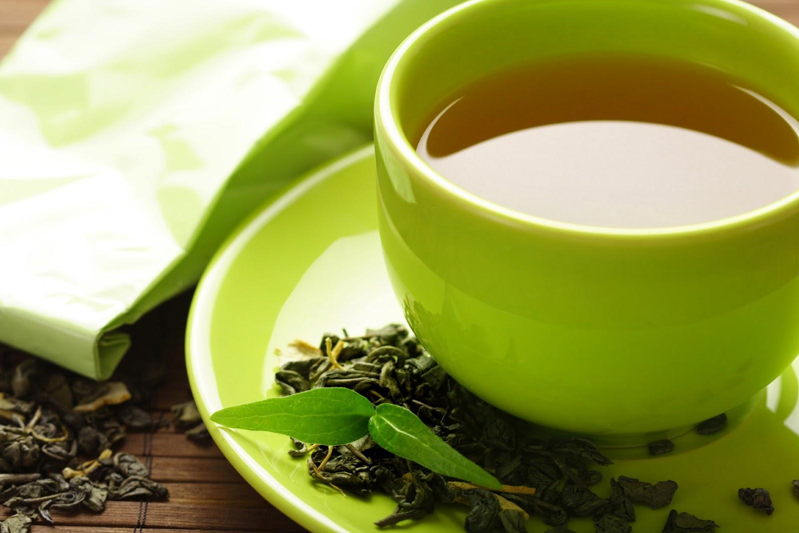 9 полезных свойств зеленого чая