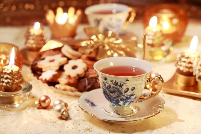Сладкий чай снизит уровень стресса