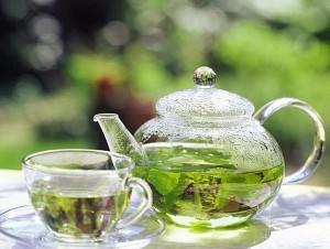 Зеленый чай спасет от жары