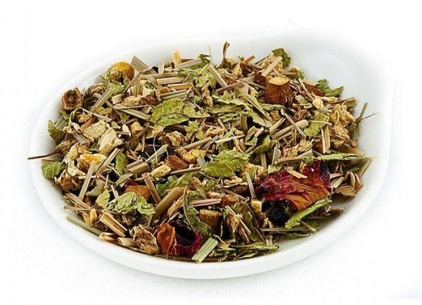 Готовим травяные чаи