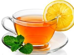 Чай поможет в уходе за волосами