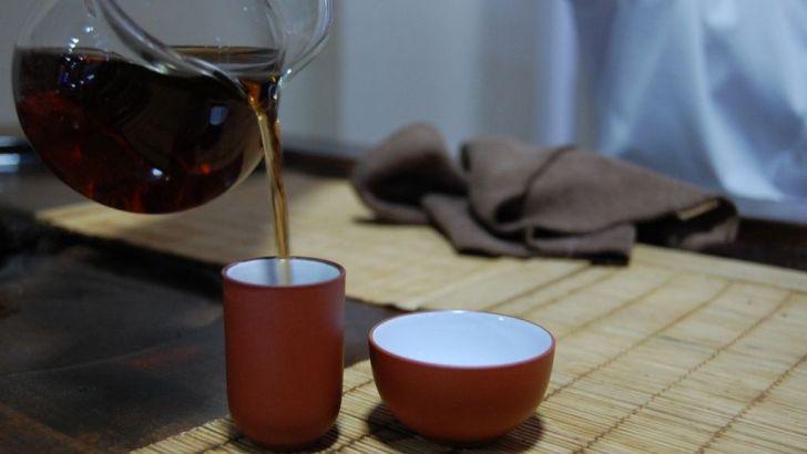 Несколько оригинальных рецептов чая