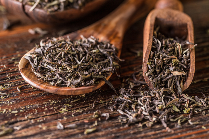 Чай поможет похудеть