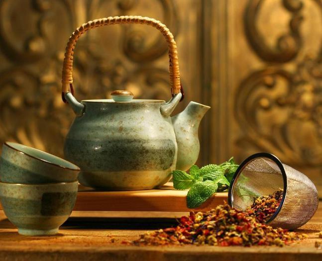 Самые полезные добавки в чая