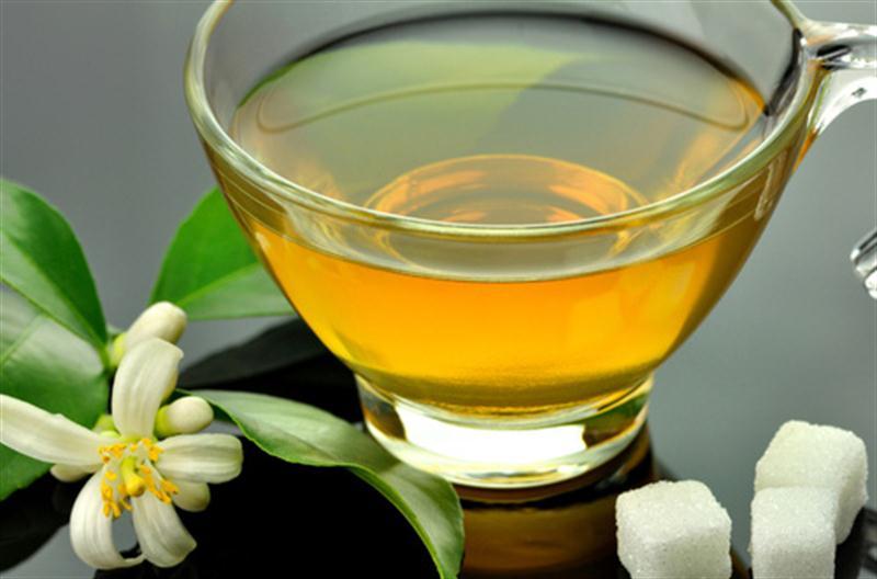 Зеленый чай укрепит здоровье