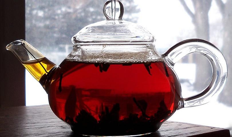 Черный чай защитит от болезней сердца
