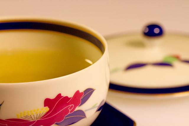 Зеленый чай защитит от потери слуха
