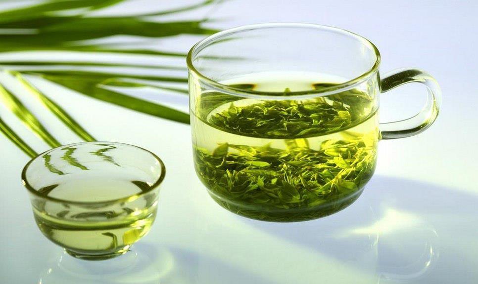 Зеленый чай для профилактики деградации мозга