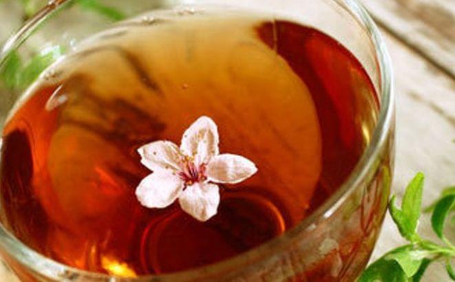 Травяные чаи для здоровья печени
