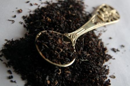 Черный чай поможет избавиться от лишних килограммов