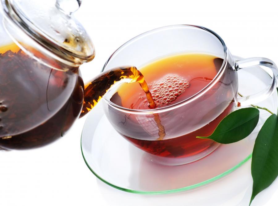 Готовим очищающий чай