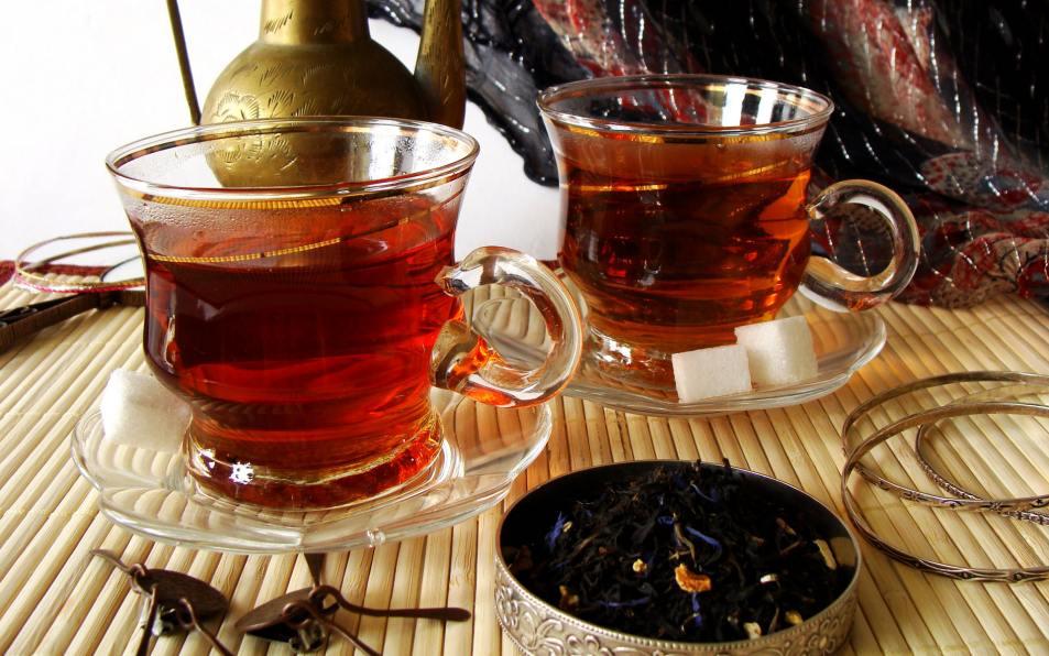 Чай защитит от болезней сердца