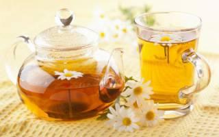 Ромашковый чай для защиты от диабета