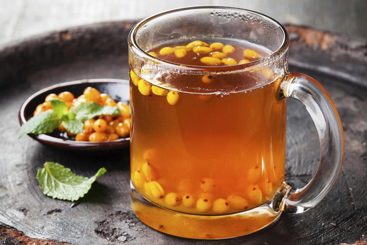 Готовим осенний чай