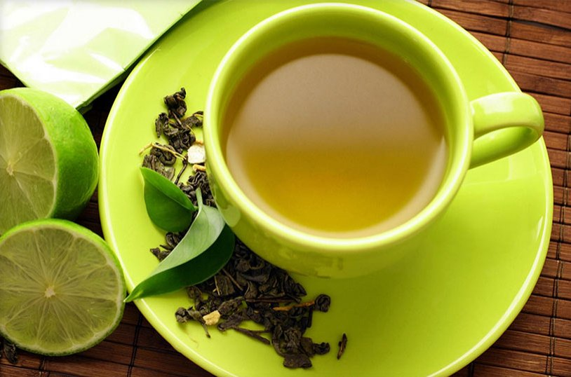 Зимой лучше переключиться на зеленый чай