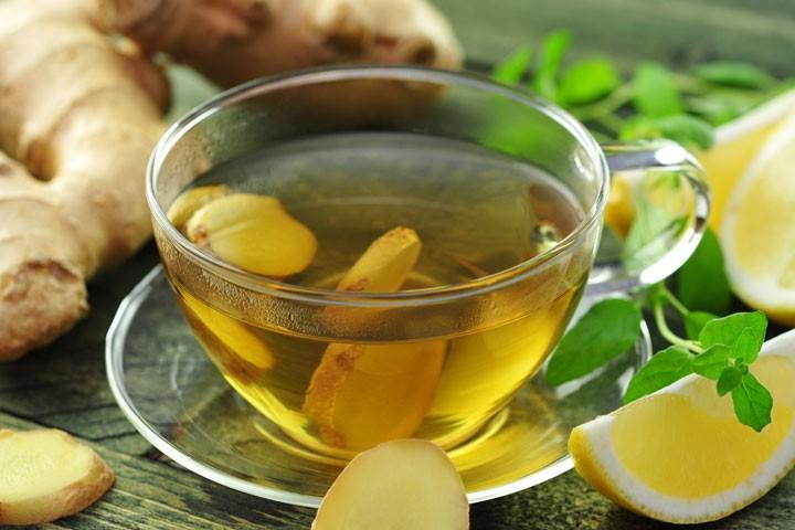 Имбирный чай поможет снизить вес