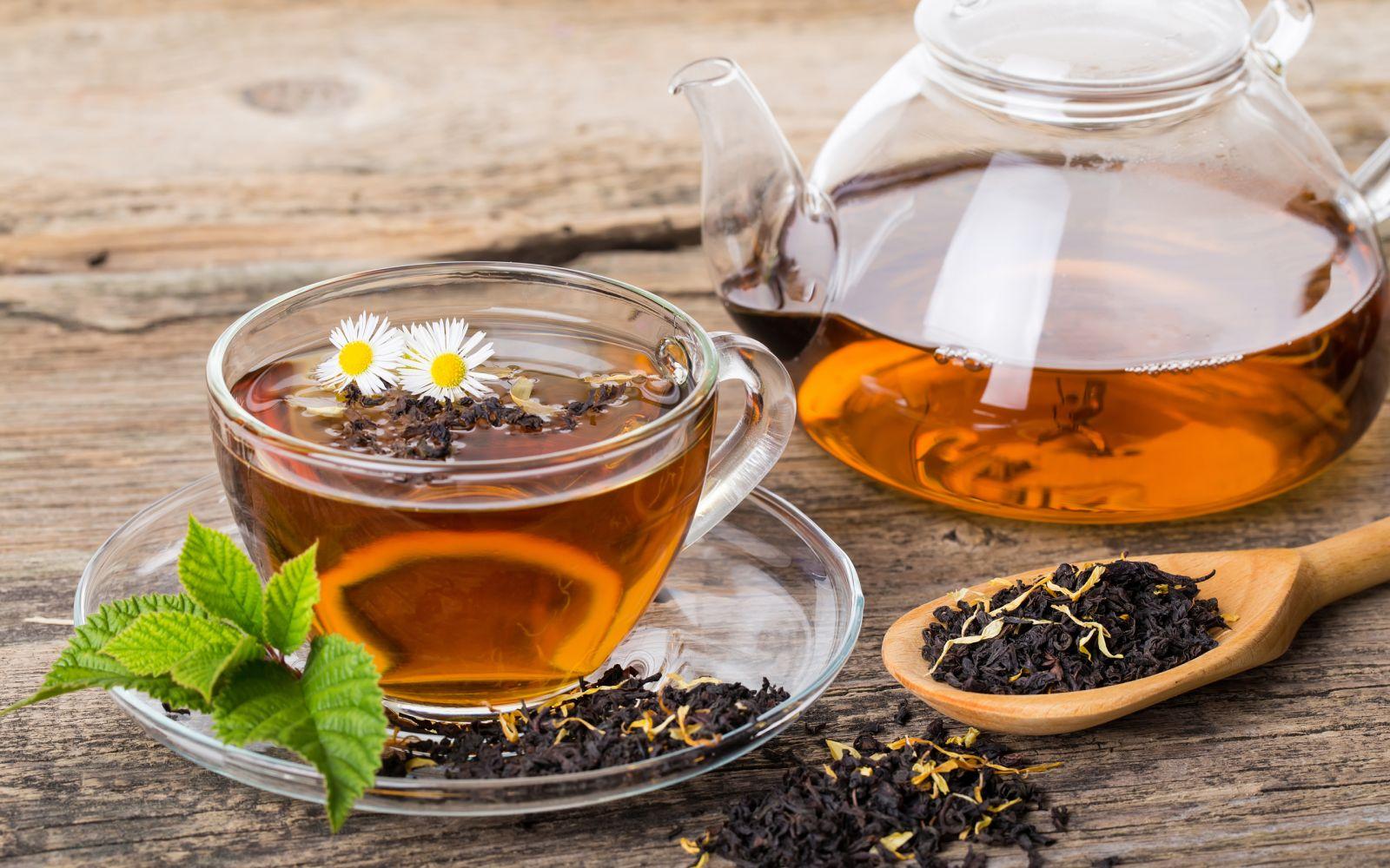 Чай защитит от рака простаты