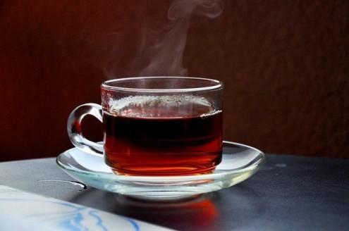 Чай способствует укреплению психики