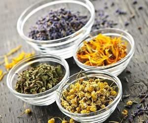 Травяной чай для омоложения организма