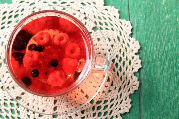 Необычные рецепты чая