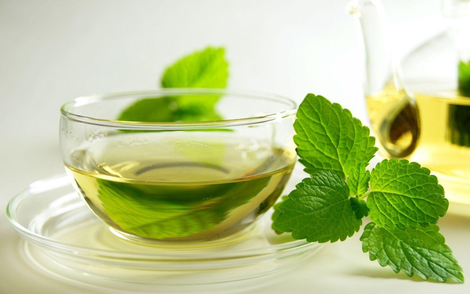 Польза и состав зеленого чая