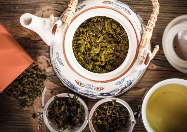 Чай поможет омолодить организм
