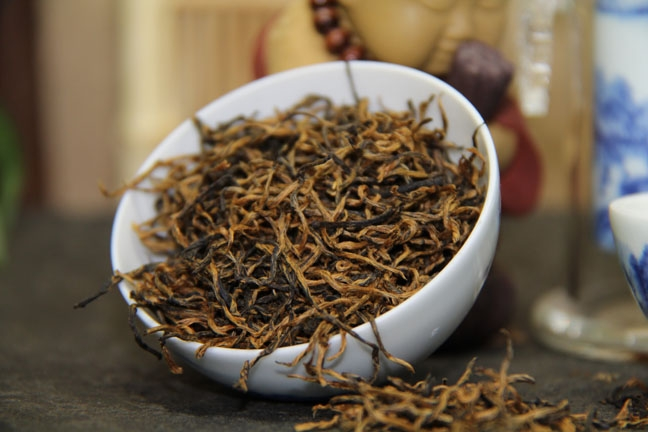 Китайский чай защитит от кариеса