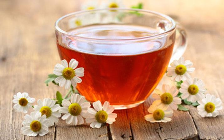 Чай с ромашкой полезен для организма