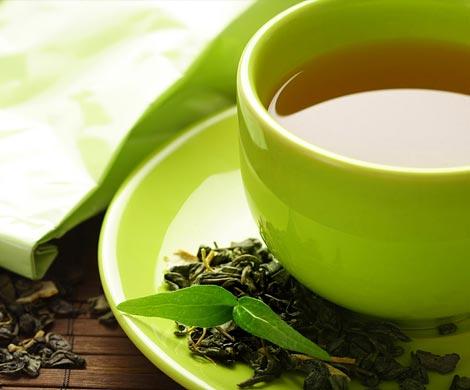 Зеленый чай снижает фертильность