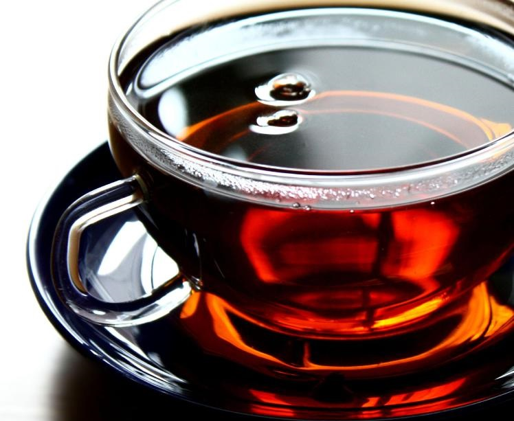 Черный чай поможет вылечить стресс