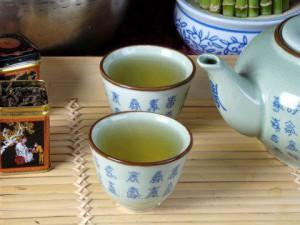 Зеленый чай улучшит состояние здоровья больных диабетом